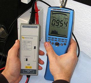 电磁辐射测试仪 NF-5035