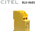 CITEL西岱尔数据通信网络电涌保护器DLU-06D3